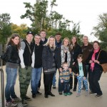 Family at Zoo