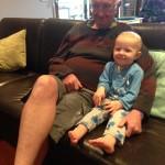 Grandpa & Lucas