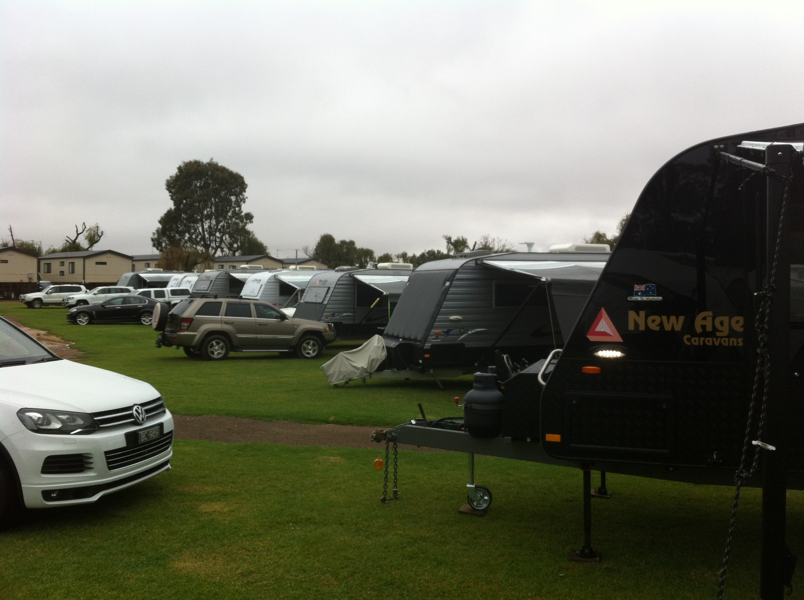 New Age Owners Club - Nagambie